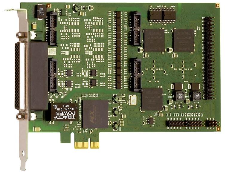 APCIe-1711 Multi-function Counter Board