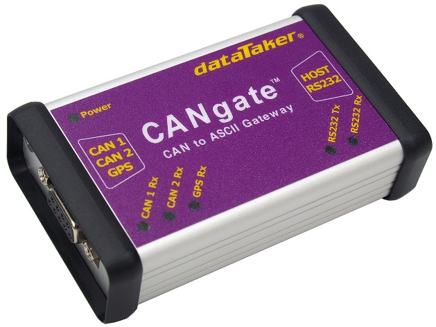 CANgate CANbus to ASCII Gateway