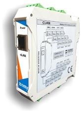 cLAN Ethernet TCP/IP Data Logger