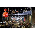 Aberdeen Union Street Christmas Lights