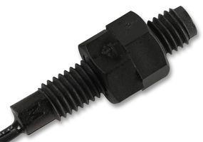 Threaded Barrel Magnetically Activated Reed Switch