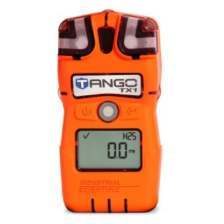 Tango TX1 Single Gas Monitor with Dual Sense Technology