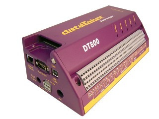 DT800 Data Logger Available for Hire