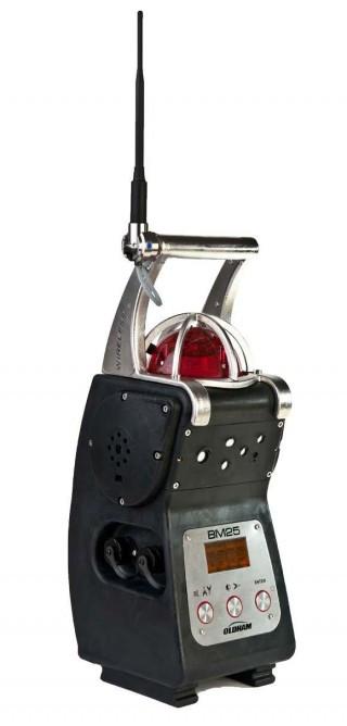 Bm25 Portable Multi Gas Detector