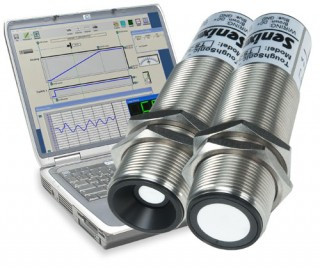 ToughSonic Ultrasonic Level & Distance Sensors