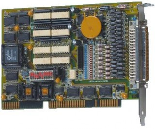 PA 1500 Digital Input/Output Board