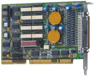 PA 2000 Digital Output Board