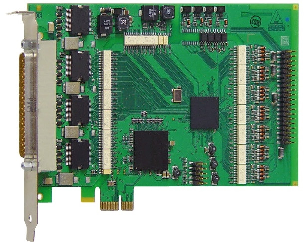 APCIe-1032 PCI Express Digital Input Board.