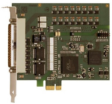 APCIe-1500 PCI Express Digital I/O Board
