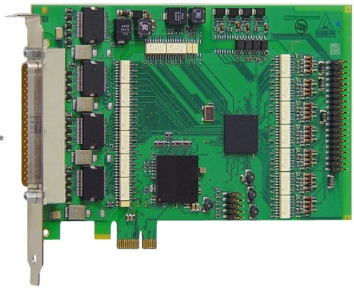 APCIe-1564 PCI Express Digital I/O Board