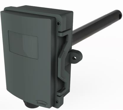 AV-D Single-Point Multi-Range Air Velocity Transmitter