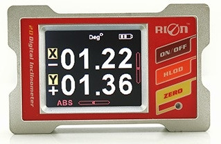 DMI420 Digital Display Dual Axis Inclinometer