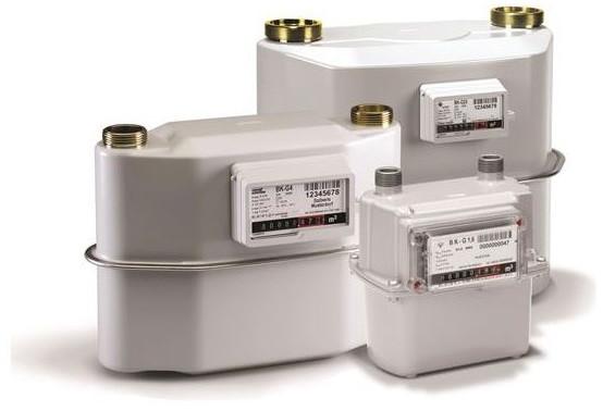 Elster BK Gas Meters