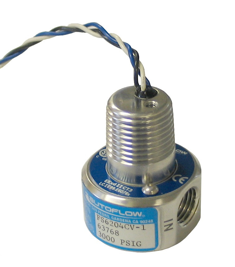 Fs6200 Micro Flow Switch For High Temperature Gases