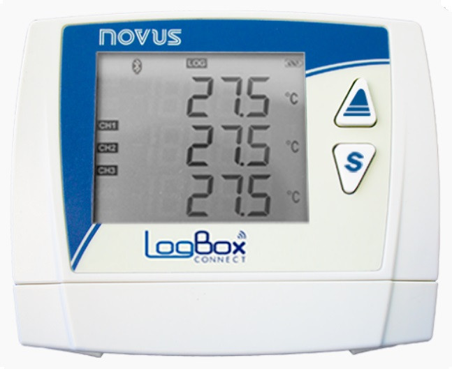 LogBox Connect Data Logger