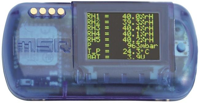 MSR147W2D WiFi Data Logger