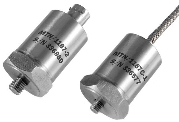 MTN/1187 RMS Acceleration Sensor