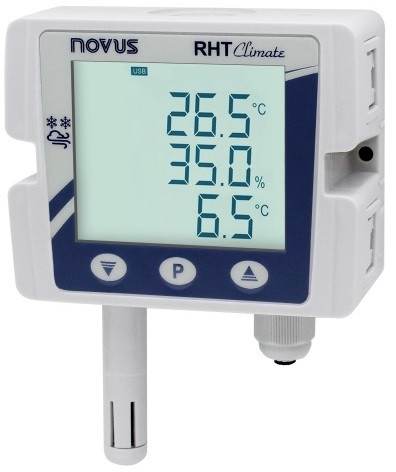 RHT Climate Transmitter with Display