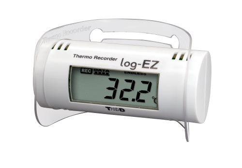 RTR LogEZ Wireless Temperature & Humidity Data Logger