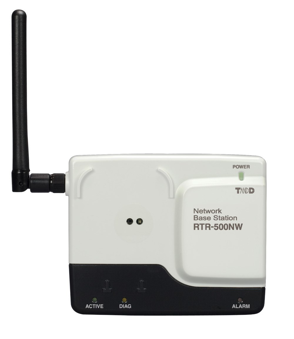 RTR WiFi & Ethernet Data Logger Base Station