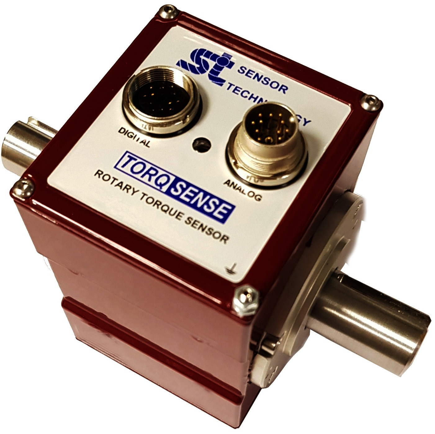 SGR Series Torque Tranducers for Torque, Power and RPM Monitoring
