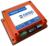 SSE232-LE Serial to Ethernet Converter