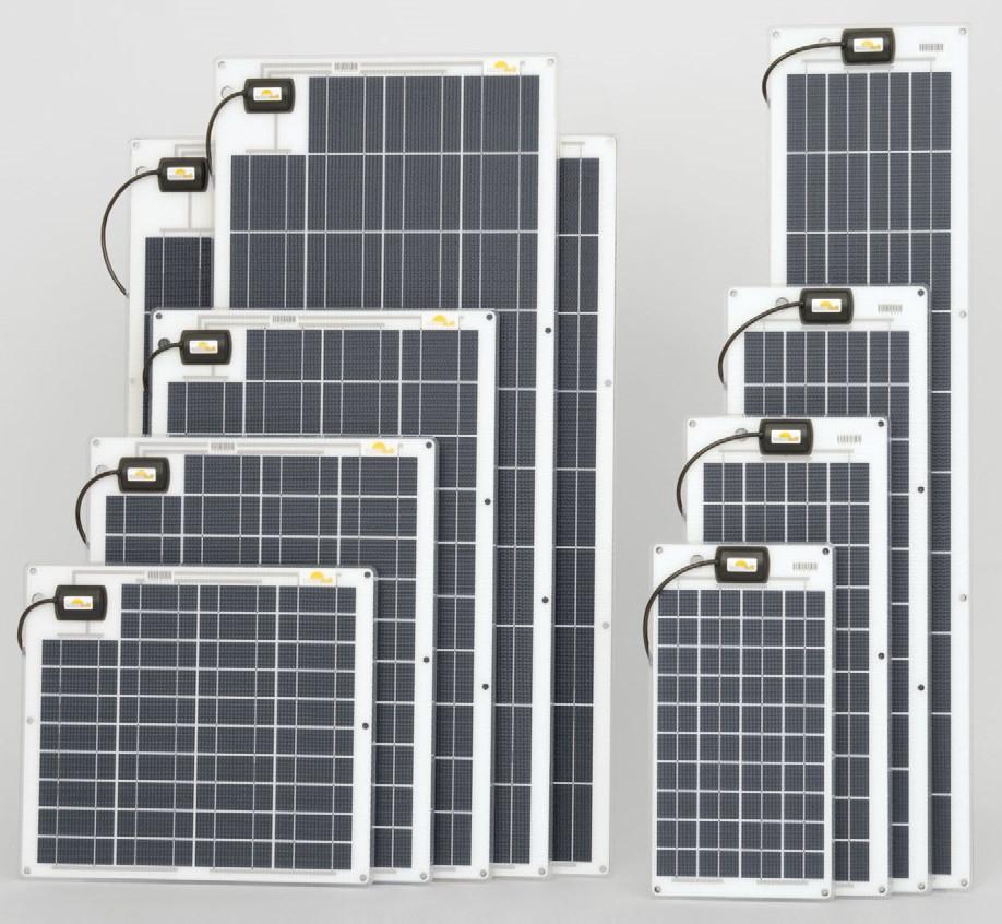 Sunware Series 20 Solar Panels