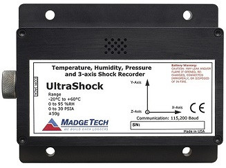 UltraShock Recorder