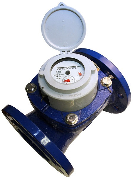 Irrigation Flow Meter