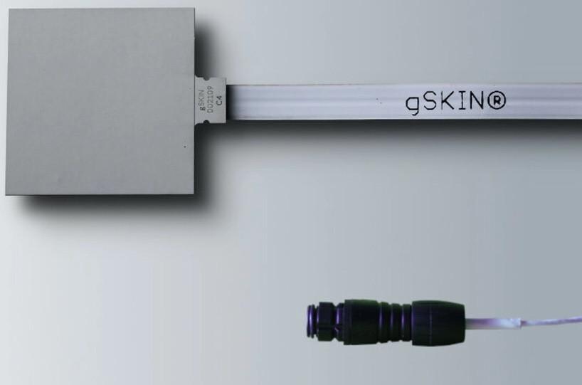 Heat Flux Sensor with TEG Connector