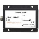 Shock101 Tri-Axial Shock Data Logger