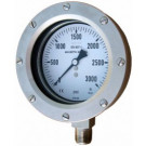 DMS600 Series 100mm Subsea Pressure Gauges for up to 900m