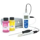 8100 PH and Temperature Meter Kit