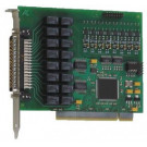 APCI-2200 Relay board, optically isolated.