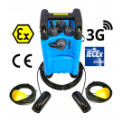 EX-FlowSiren ATEX Approved Open Channel Flow Meter