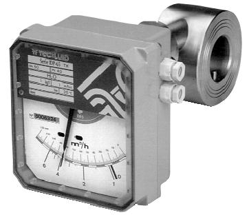 DP65 Impact Disc Flow Meter