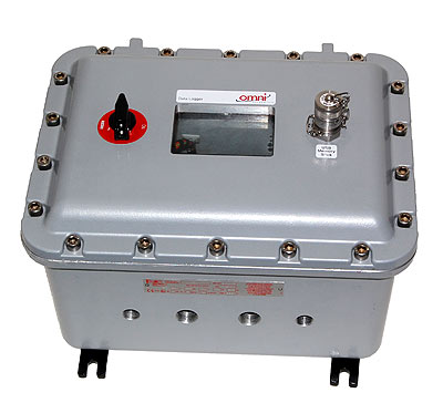 Hazardous Area Data Logger