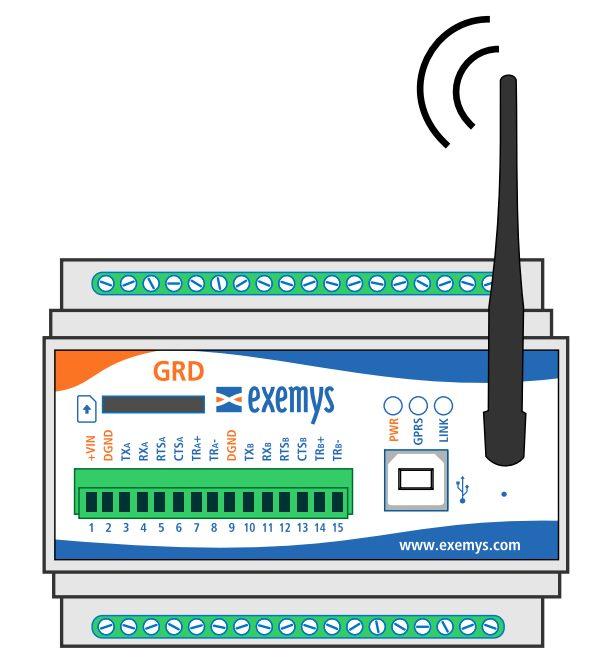 GRD3534-XF-3G
