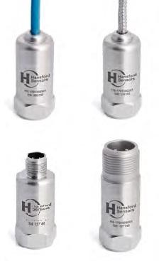 HS-170 Series - Top-Entry Premium Compact Accelerometer