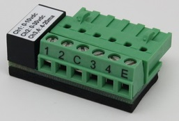 Input Scaling Modules for XR440 Data Logger