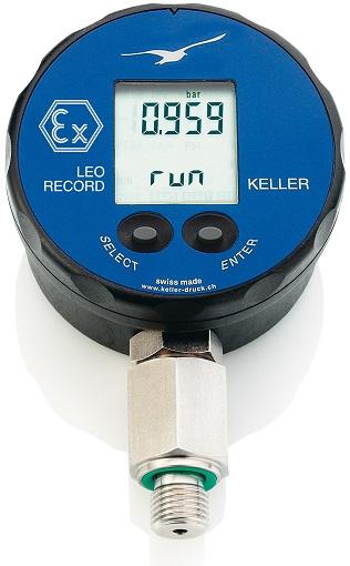 Keller LEO Record Ei Digital Manometer