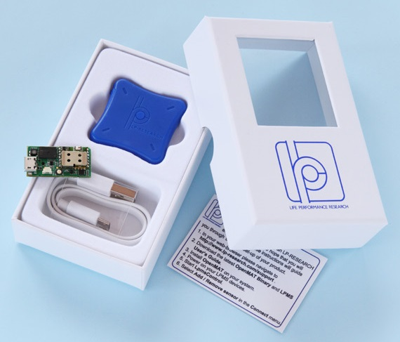 LPMS-2B Bluetooth IMU/AHRS Sensor