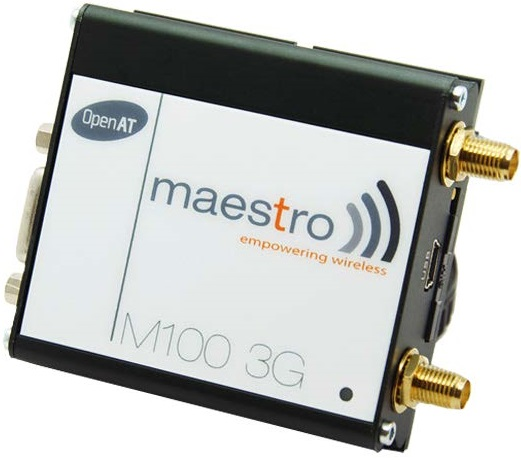Maestro M100 Modem