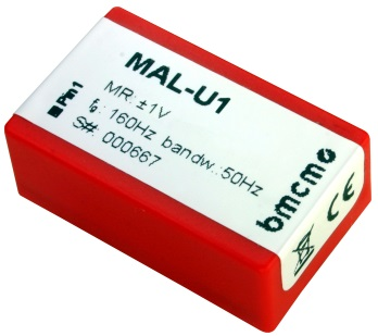 MAL-U1 BMCM Miniaiture Amplifier