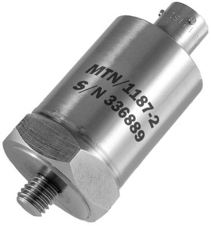 MTN/1187 Series General Purpose RMS Acceleration Sensor