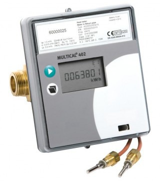 Multical 402 Ultrasonic Heat Meter