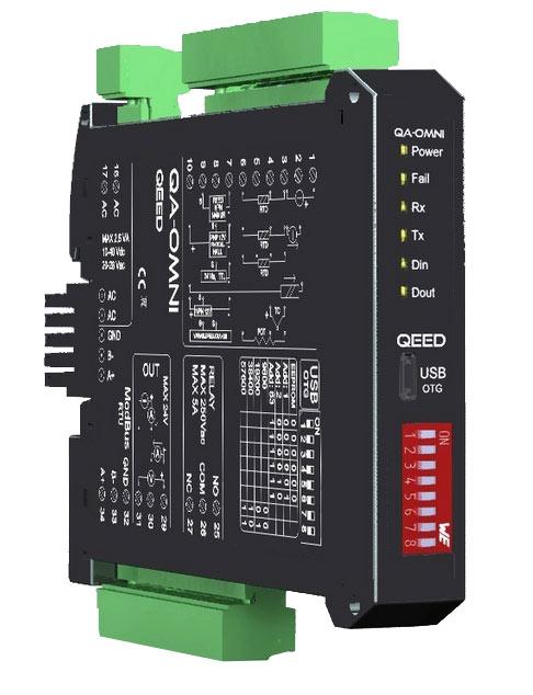 QA-Omni Universal Signal Conditioner and Data Logger