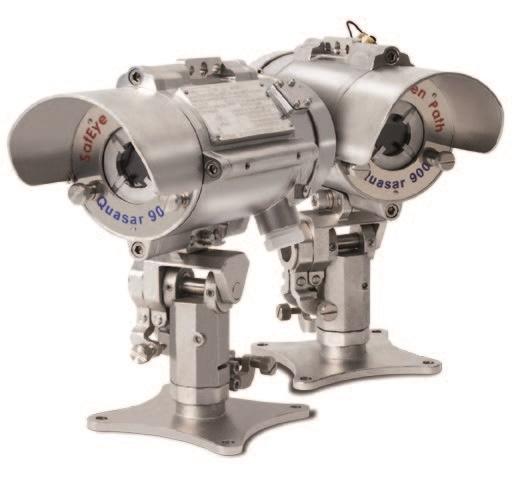 Quasar 900 Open Path Gas Detectors