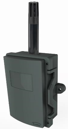 RH-W Wall Mount Temperature and Humidity Transmitter