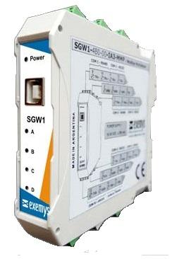 SGW1-MB-NM - NMEA to Modbus Converter